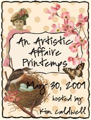 An Artistic Affaire - Printemps