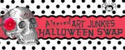 Art Junkies Halloween Swap